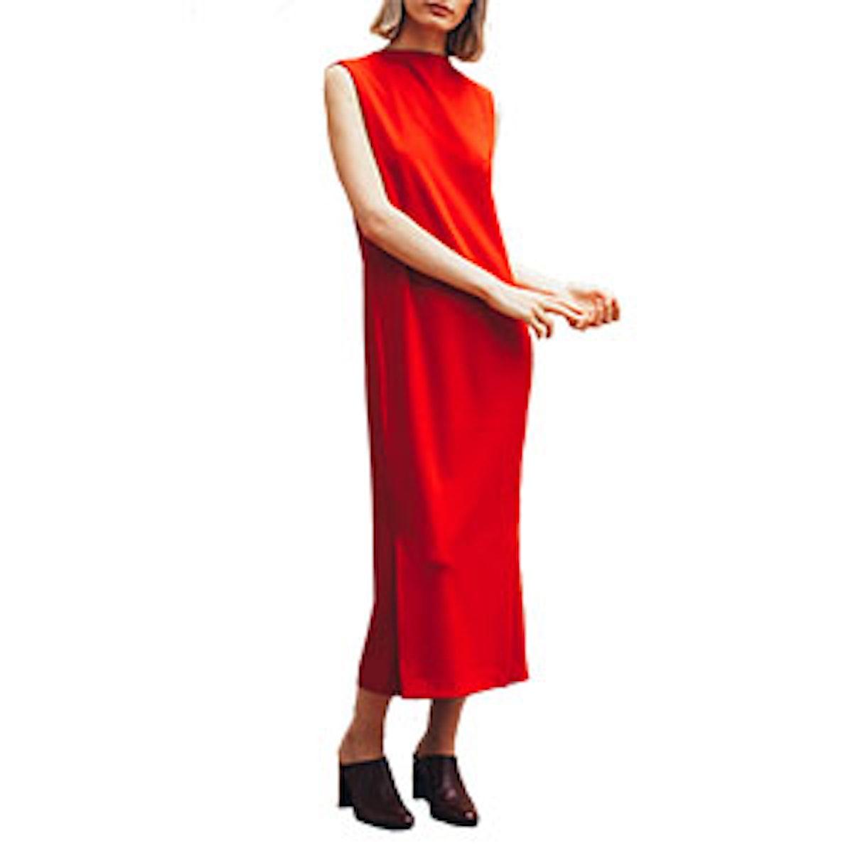 Elle Dress Red