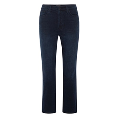 The Tomcat Cropped High-Rise Straight-Leg Jeans