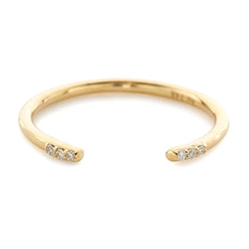 Wendy White Diamond Ring