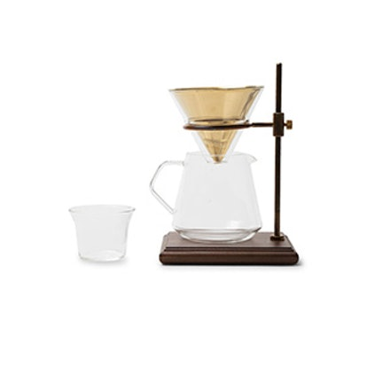 Slow Coffee Style Brewer Stand Set