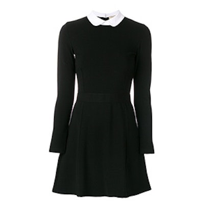 Fitted A-line Dress