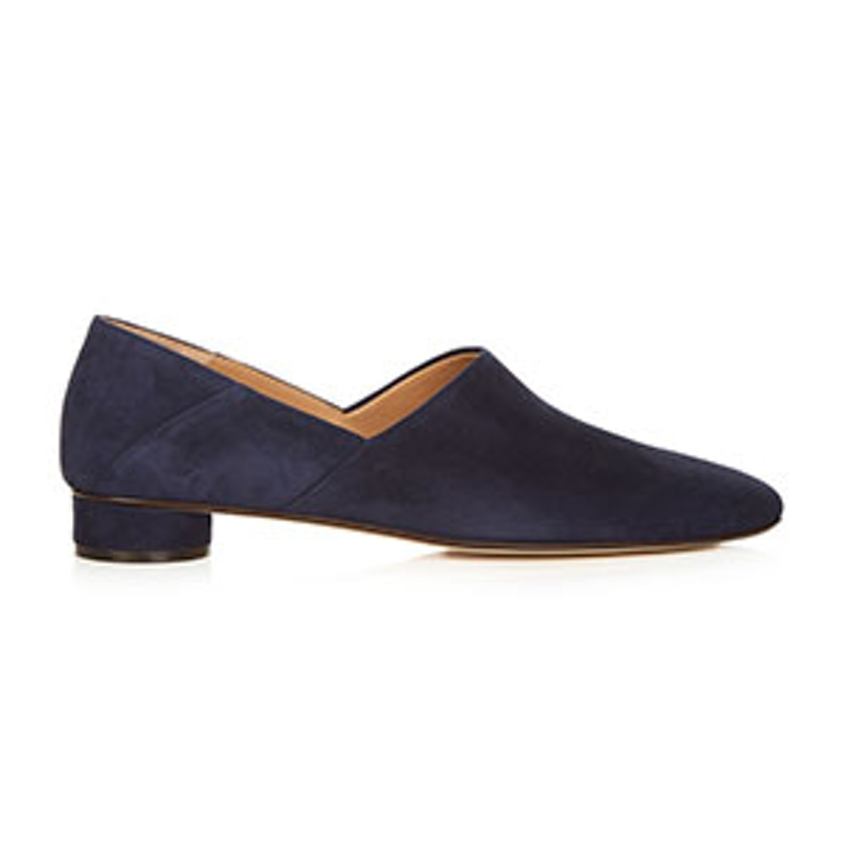 Noelle Suede Loafers