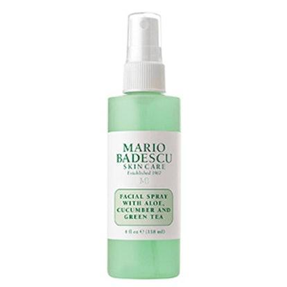 Mario Badescu Facial Spray With Aloe, Cucumber & Green Tea