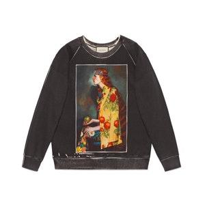 Ignasi Monreal Print Sweatshirt