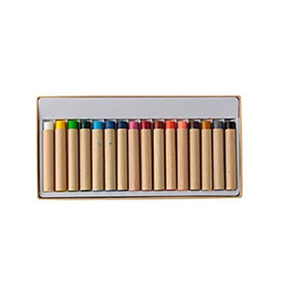 Crayons For Cloth 16 Colors