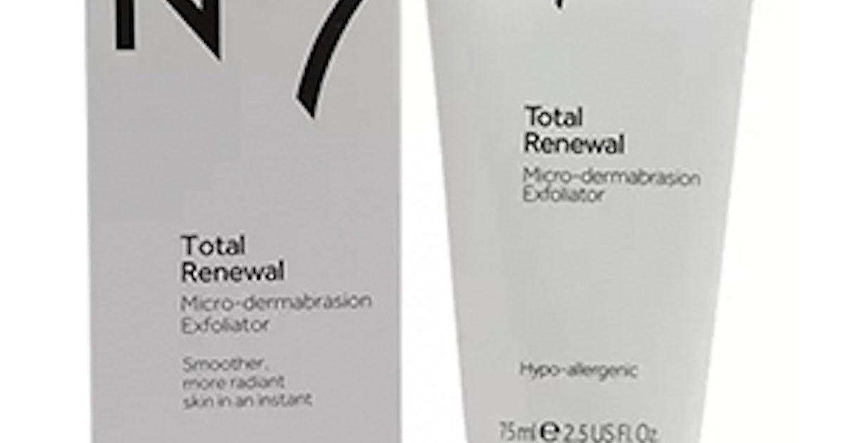 Total Renewal Micro-Dermabrasion Exfoliator