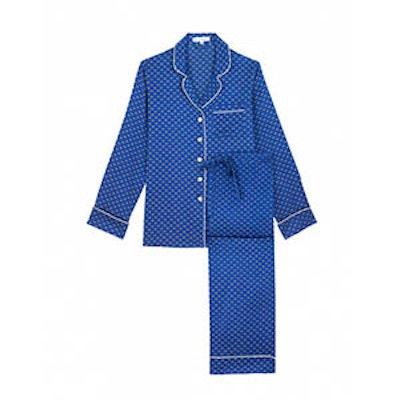 Lila Lynette Silk Pajama