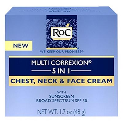 Multi Correxion® 5 In 1 Anti-Aging Chest – Neck & Face Cream With SPF 30