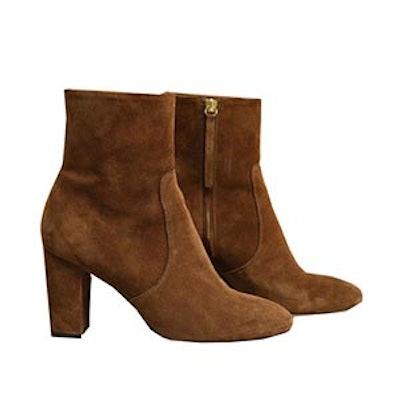 Brigitte Brown Boots