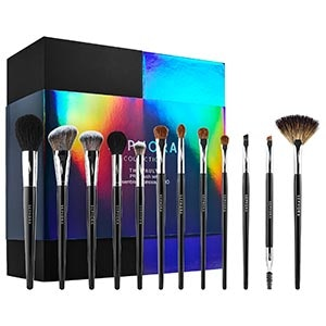 The PRO Vault Brush Set