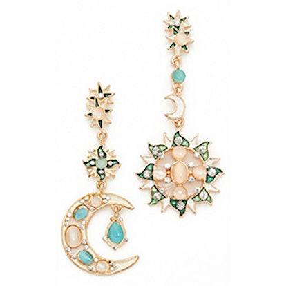 Shashi Moonstar Earrings