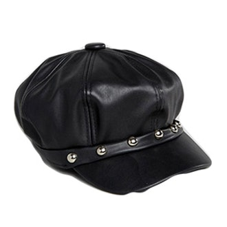 Baker Boy Studded Cap