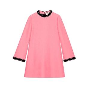 Wool-Silk Dress