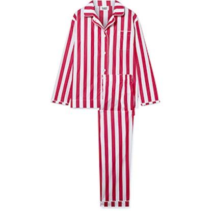 Bishop Stripe Pajama Set