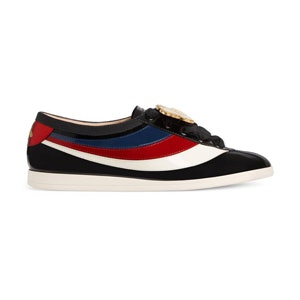 Falacer Patent Leather Sneaker
