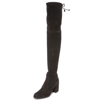 Tieland Over The Knee Boots