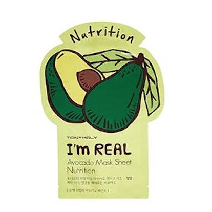I'm Real! Avocado Mask Sheet