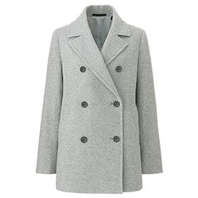 Wool-Blend Peacoat