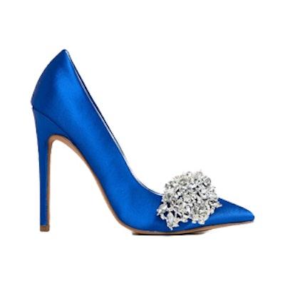 Jewelled High Heels