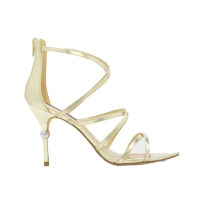 Strappy Open-Toe Sandals