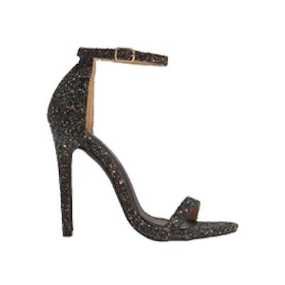 Naomi Ankle Strap Pump
