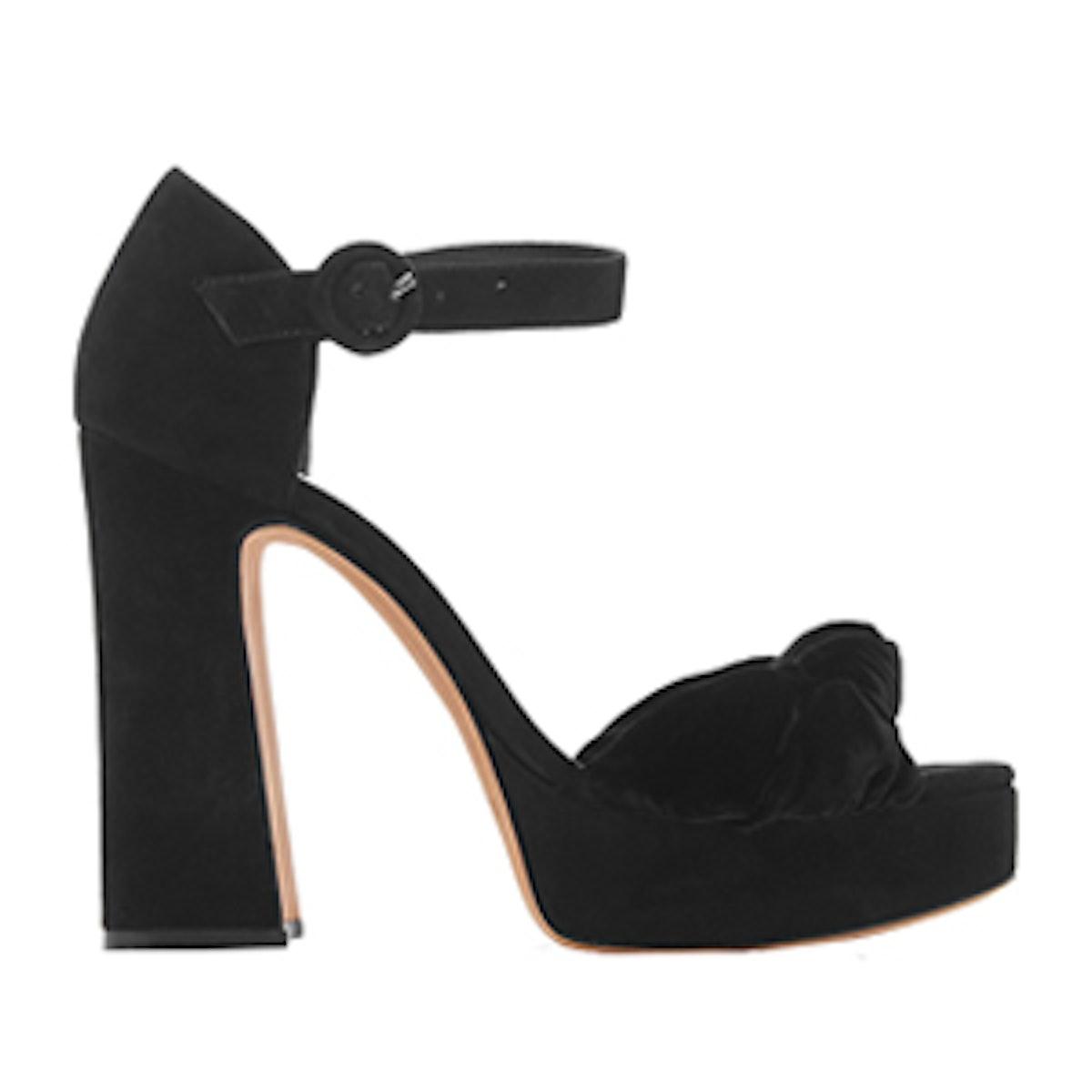 Quinn Platform Sandal