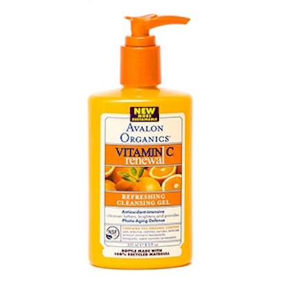 Vitamin C Sun Aging Defense Refreshing Cleansing Gel