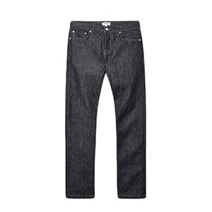 Standard Jean – Indigo Rinsed