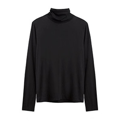 Turtleneck Tee