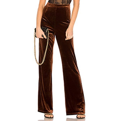 Standards Velvet Pants