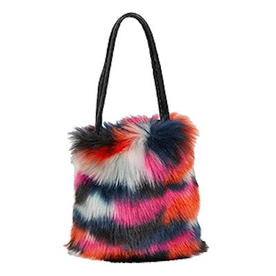Talulah Faux Fur Bucket