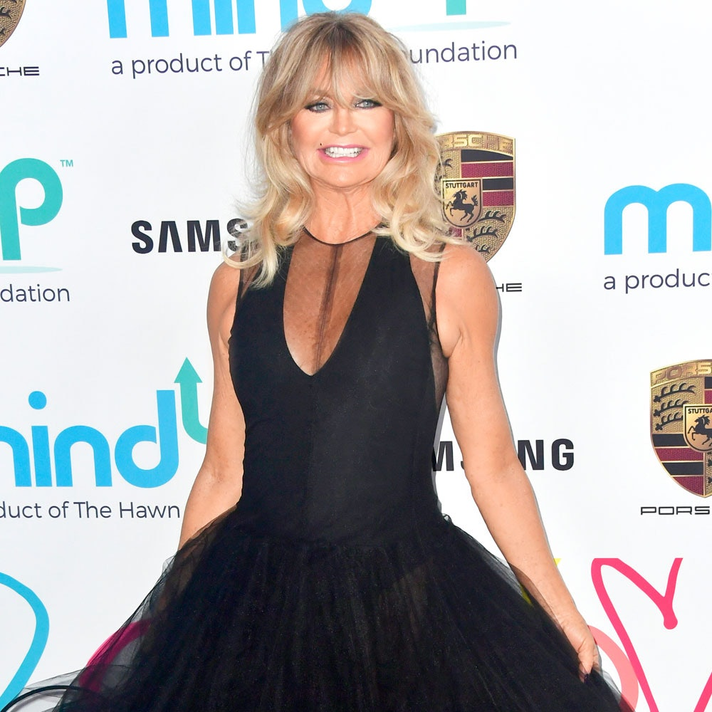 You Have To See Goldie Hawn Hit The Dance Floor In This Video