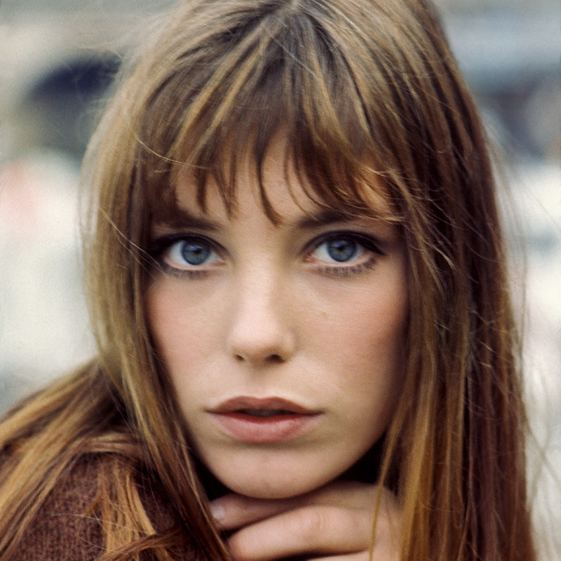 Proof That Jane Birkin Is Still The Ultimate Hair Icon