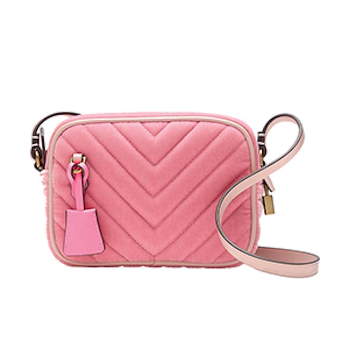 Mini Velvet Signet Bag