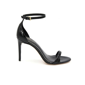 Ema Patent Leather Heeled Sandals