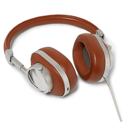 MW60 Leather Wireless Over-Ear Headphones