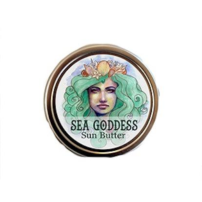 Sea Goddess Sunscreen Butter