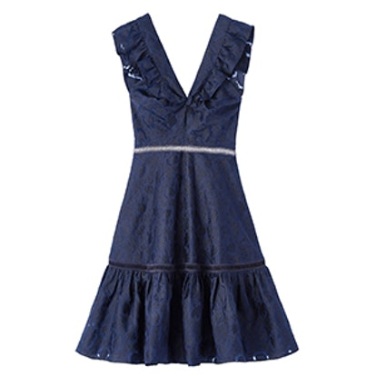 Aly Fil Coupe Dress