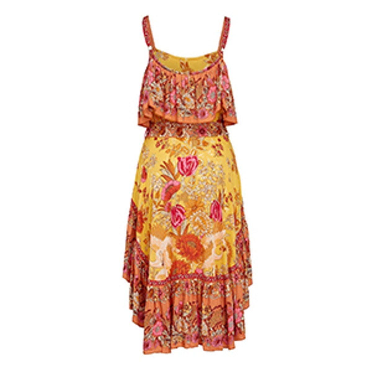 Siren Song Strappy Dress