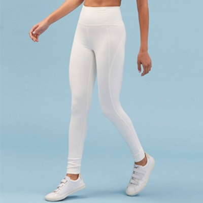 Ivory Girlfriend High-Rise Legging