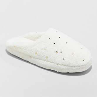 Lily Star Scuff Slippers