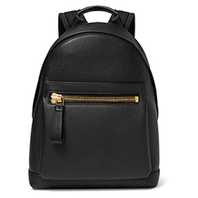 Buckley Pebble Grain Leather Backpack