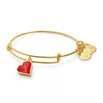 Women's Charity By Design Heart Of Strength Bangle