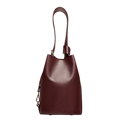 Bucket Bag Convertible in Backpack