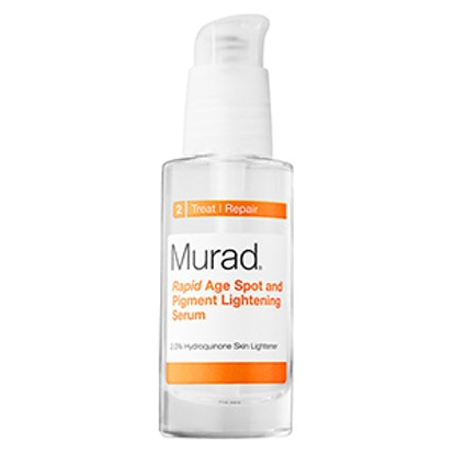 Rapid Age Spot and Pigment Lightening Serum