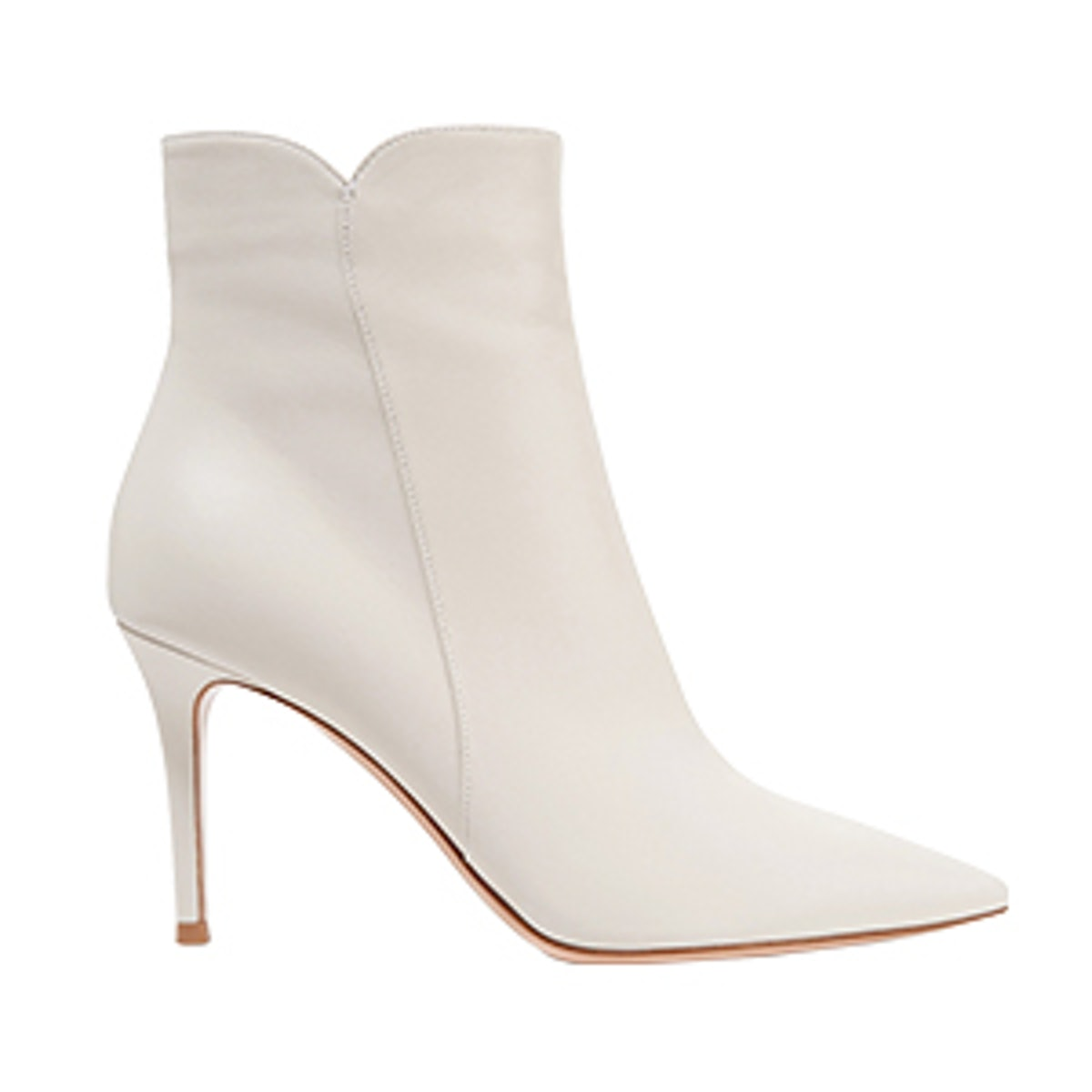 Levy 85 Leather Ankle Boots