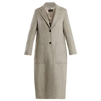 Joseph Marvil Single Breasted Coat