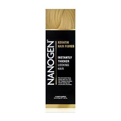 Hair Thickening Fibers in Cinnamon