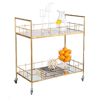 Rebeccah Bar Cart