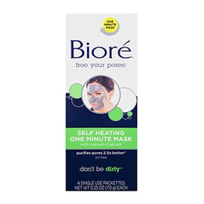 Biore Self Heating One Minute Mask